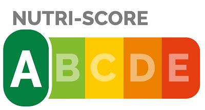 Affichage du nutri-score, obligatoire depuis décembre 2016